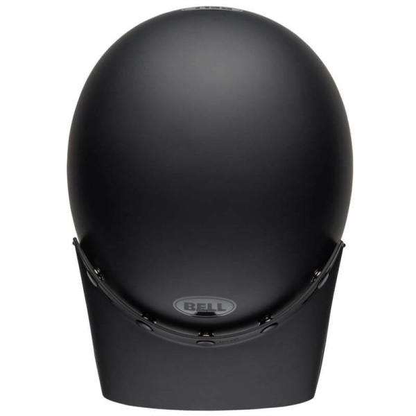 Motorcycle Helmet Vintage BELL HELMETS Moto 3 Matte Black