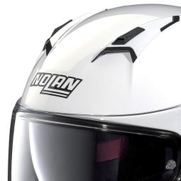 Motorcycle Helmet Full Face NOLAN N87 Classic White