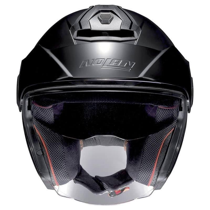 XXL Helmet Jet Nolan N40-5 Classic 3 Glossy Black