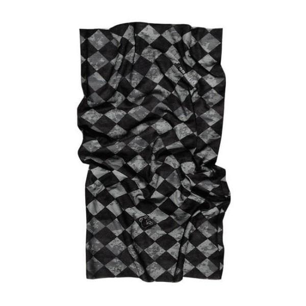 Motorcycle tubular scarf Holy Freedom Tunnel Bullet Dark