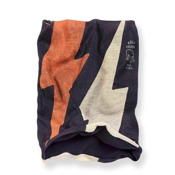 Foulard tubulaire moto Holy Freedom Fleece Tunnel Storm