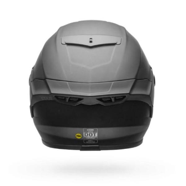 Motorrad Integral Helm BELL HELMETS Star Mips Matte Black