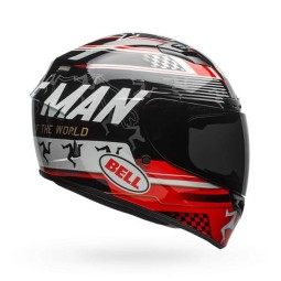 Casco Moto Integrale BELL HELMETS Qualifier DLX MIPS Isle of Man, Caschi Integrali