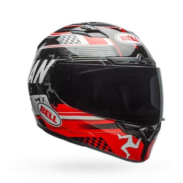 Motorrad Integral Helm BELL HELMETS Qualifier DLX MIPS Isle of Man