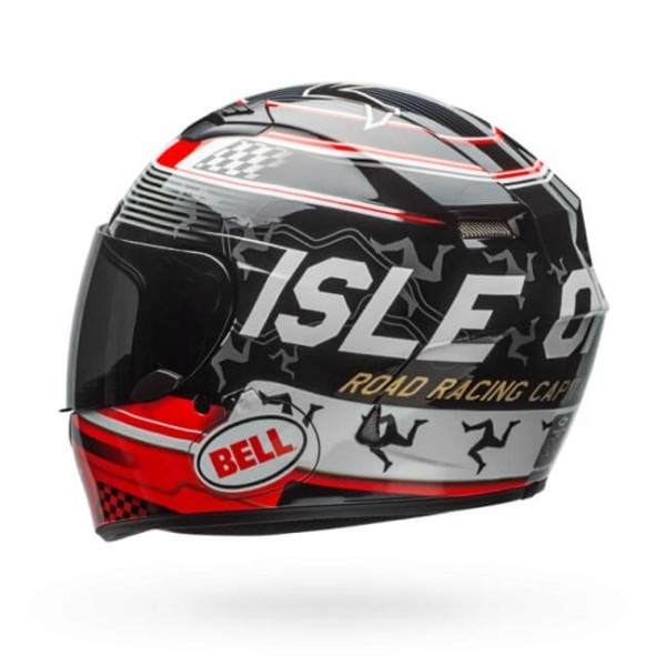 Motorcycle Helmet Full Face BELL HELMETS Qualifier DLX MIPS Isle of Man