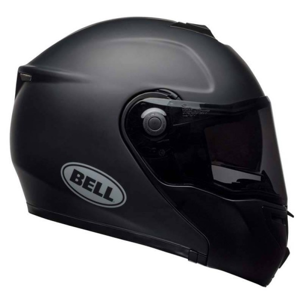 Bell Motorcycle Helmet >> Motorcycle Helmet Modular Bell Helmets Srt Modular Matt Black