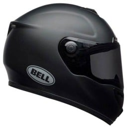 Motorcycle Helmet Full Face BELL HELMETS SRT Matt Black ,Helmets Full Face