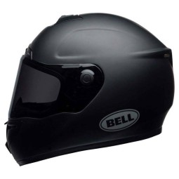 Casque Moto Intégral BELL HELMETS SRT Matt Black