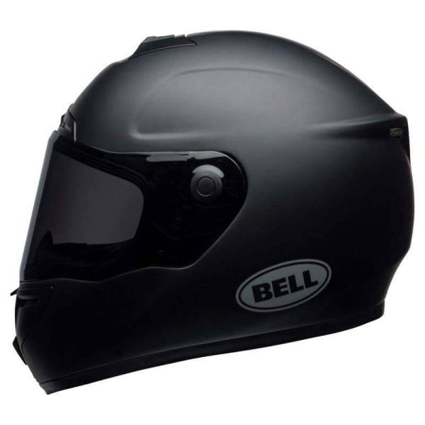 Motorcycle Helmet Full Face BELL HELMETS SRT Matt Black