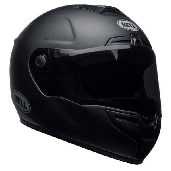 Motorrad Integral Helm BELL HELMETS SRT Matt Black