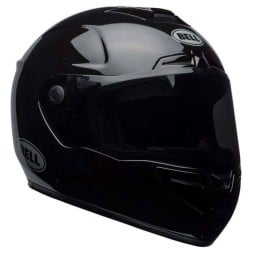 Casco Moto Integrale BELL HELMETS SRT Gloss Black, Caschi Integrali
