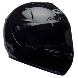 Motorcycle Helmet Full Face BELL HELMETS SRT Gloss Black ,Helmets Full Face