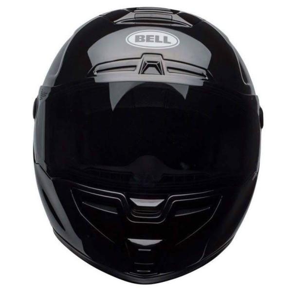 Motorcycle Helmet Full Face BELL HELMETS SRT Gloss Black