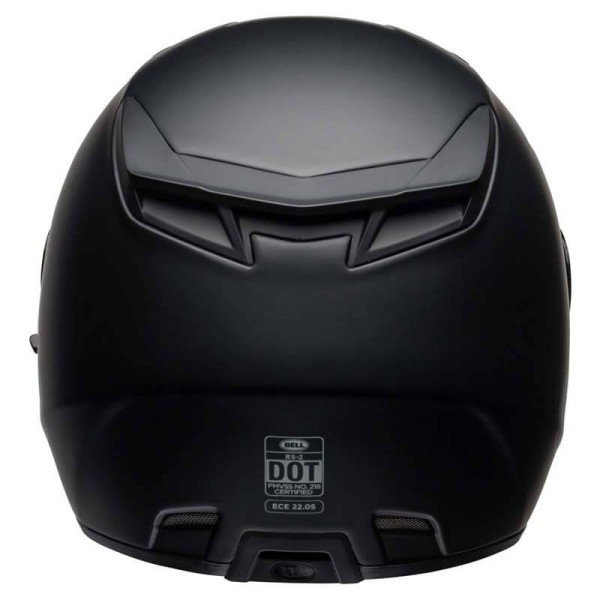 Casco Moto Integral BELL HELMETS RS-2 Matt Black