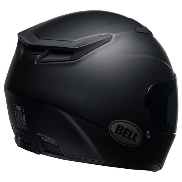 Motorcycle Helmet Full Face BELL HELMETS RS-2 Matt Black