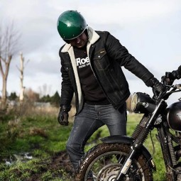 Blouson Jeans ROEG Moto Co STICKY