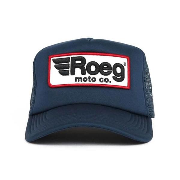 Motorcycle Cap ROEG Moto Co FRANK