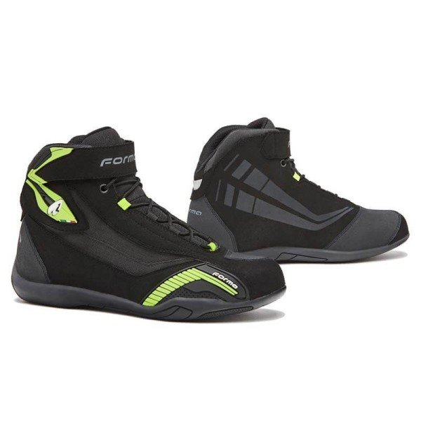Zapato de moto FORMA Genesis Fluo