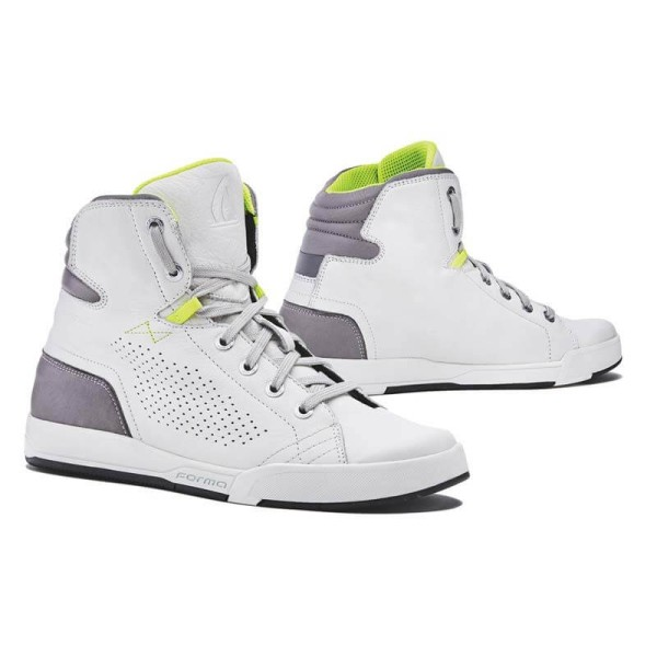 Motorcycle Shoes FORMA Swift Flow White ,Motorcycle Shoes Urban