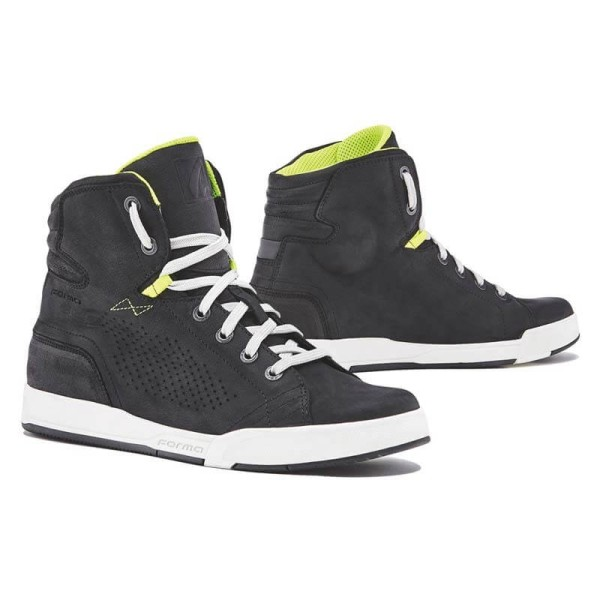 Scarpe Moto FORMA Swift Flow Black , Calzature Moto Urban