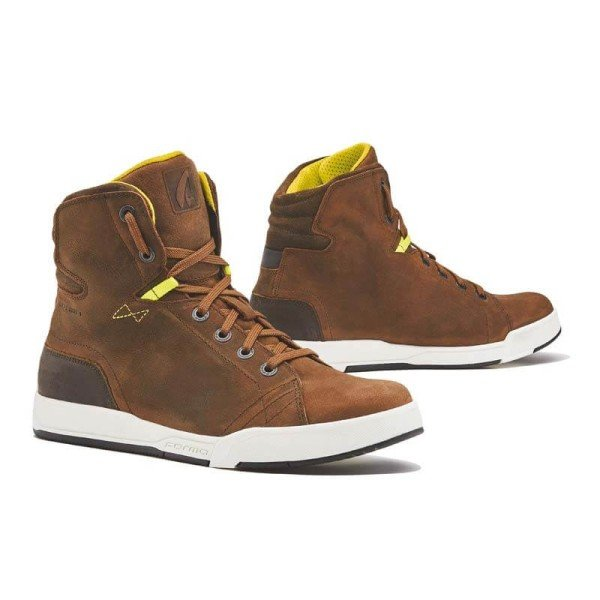 Motorcycle Shoes FORMA Swift Dry Brown ,Motorcycle Shoes Urban
