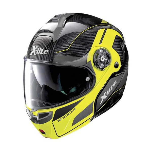 Casque Moto Modulable X-lite X-1004 Ultra Carbon Charismatic 14