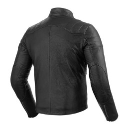 Motorcycle Leather Jacket REVIT Vaughn Black ,Leather Motorcycle Jackets