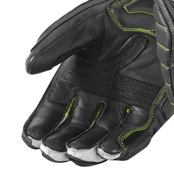 Motorrad-Handschuhe REVIT Chicane Schwarz Neon Gelb