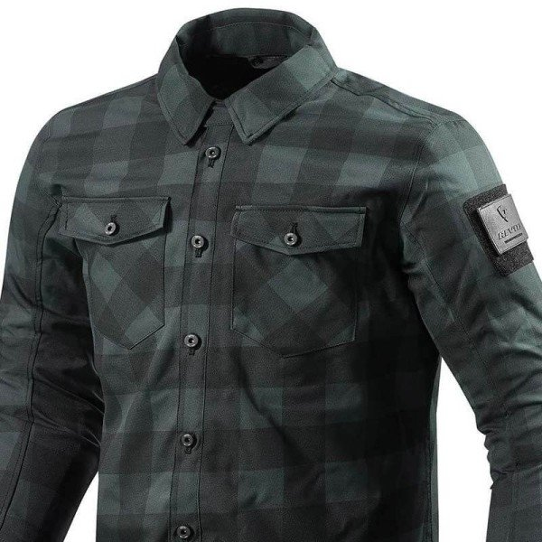 Motorcycle Jacket REVIT Bison