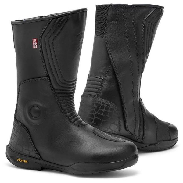 Motorcycle Woman Boots REVIT Quest OutDry