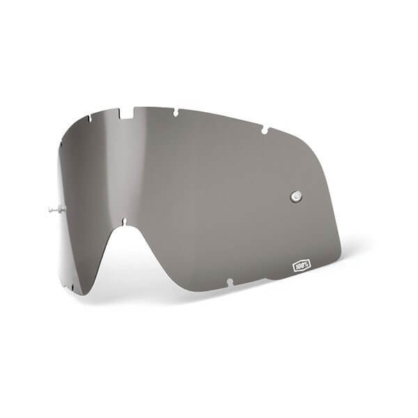 Lens Motorcycle Goggles 100% Barstow Smoke ,Motorcycle Goggles / Masks
