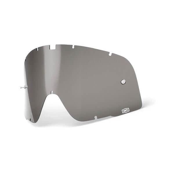 Lente Occhiali Moto 100% Barstow Fumè, Occhiali Moto