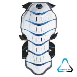 Back Protector REVIT Tryonic Feel 3.7 White ,Riders Protections