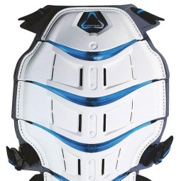 Paraschiena REVIT Tryonic Feel 3.7 White, Protezioni per motociclisti