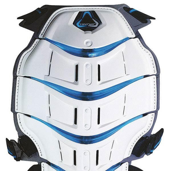Protector de espalda REVIT Tryonic Feel 3.7 White