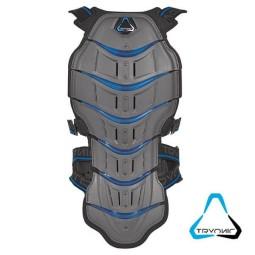 Protector de espalda REVIT Tryonic Feel 3.7 Grey