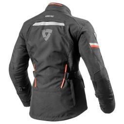 Motorrad Jacke REVIT Neptune 2 GTX Frau Schwarz ,Motorrad Textiljacken