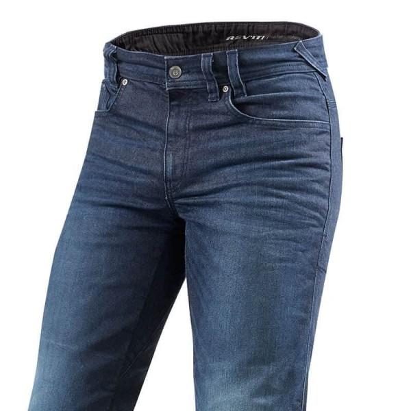 Motorcycle Jeans REVIT Vendome 2 Blue
