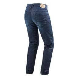 Jeans Moto REVIT Vendome 2 Blu, Jeans Moto