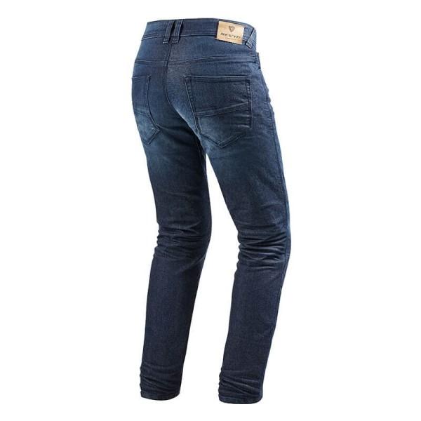 Jeans Moto REVIT Vendome 2 Bleu