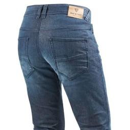 Jeans Moto REVIT Vendome 2 Blu