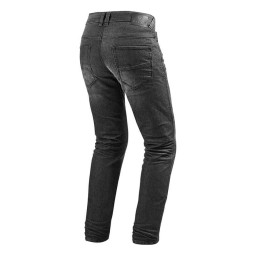 Jeans Moto REVIT Vendome 2 Grigio, Jeans Moto
