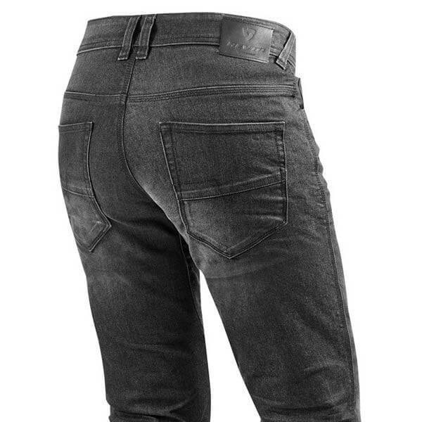 Motorcycle Jeans REVIT Vendome 2 Grey