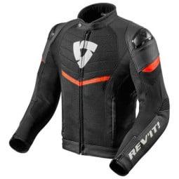 Motorcycle Jacket REVIT Mantis Black Red ,Motorcycle Textile Jackets