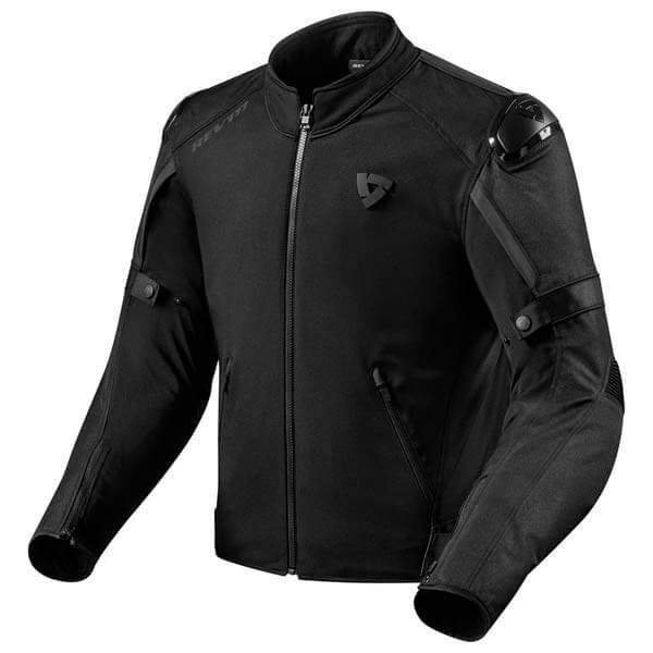 Motorcycle Jacket REVIT Shift H2O Black