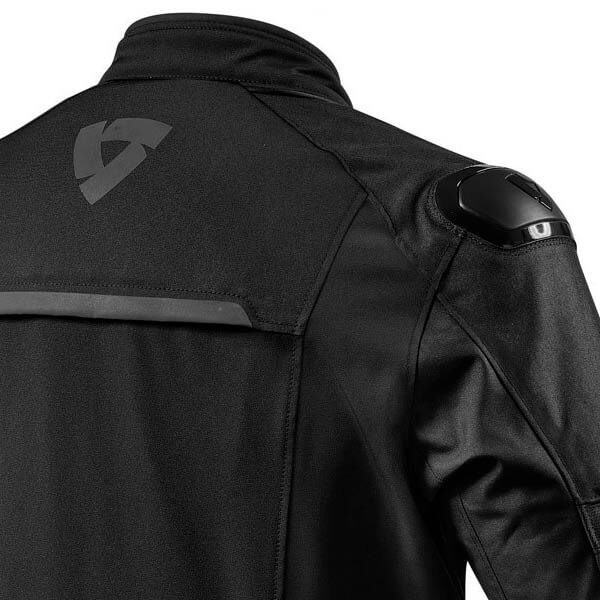 Chaqueta Moto REVIT Shift H2O Negro