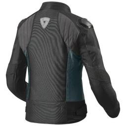 Motorcycle Jacket REVIT Arc H2O Woman Black ,Motorcycle Textile Jackets