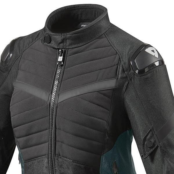 Motorcycle Jacket REVIT Arc H2O Woman Black