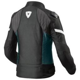 Blouson Moto REVIT Arc H2O Femme Noir Blanc ,Blousons et Vestes Moto Tissu