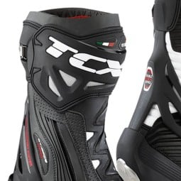Motorcycle Boots TCX RT-Race Pro Air Black ,Motorcycle Racing Boots
